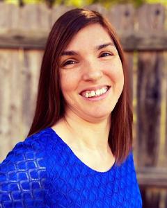 Katy McBeth 2021 Texas Partners Graduate