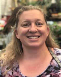 Amy Turner 2021 Texas Partners Graduate